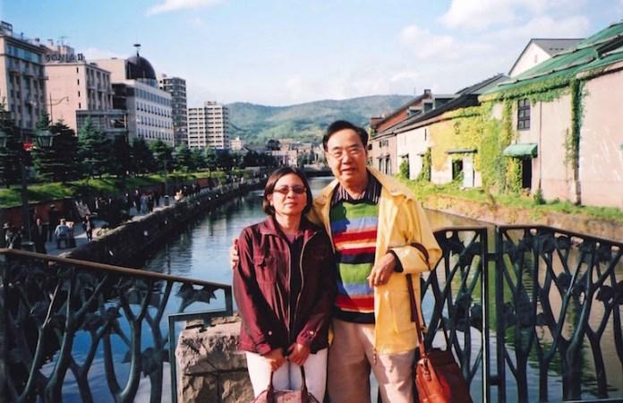 [長途伴侶,甘苦與共] 捐腎救夫的祖母級馬拉松跑友Dena_04