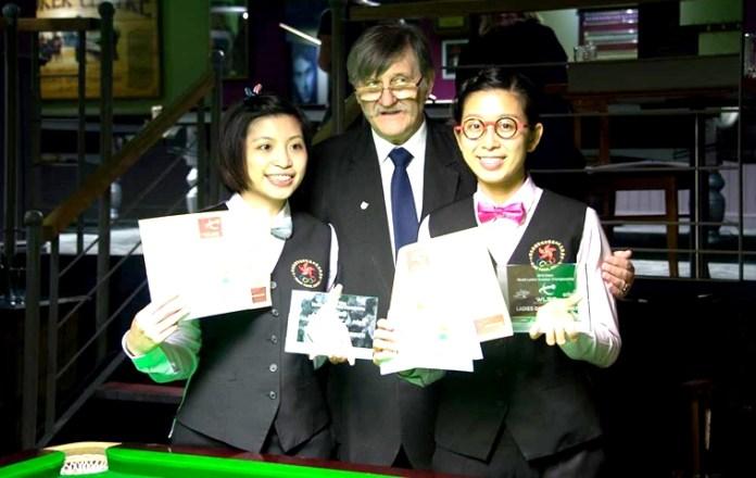 吳安儀溫家琪 奪世界冠軍 1