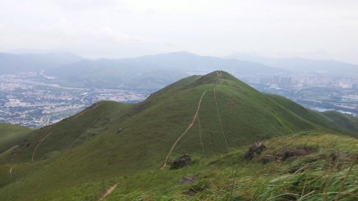 無盡上斜的體驗 雞公嶺 23