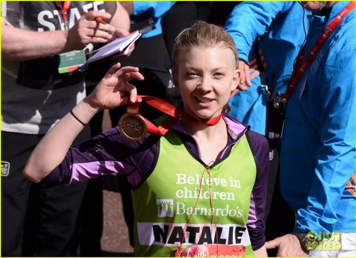 我的十大外國名人跑步女神 3Natalie Dormer