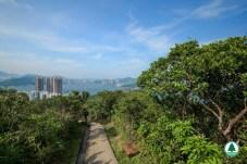 香港島 砵甸乍山郊遊徑 9