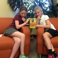 Fitz's Faves: Reese & Isabel's review of Middle School, by James Patterson