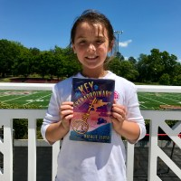Fitz's Faves: Bella's review of The Key to Extraordinary, by Natalie Lloyd