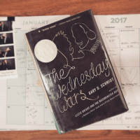 Insta Review: The Wednesday Wars, by Gary D. Schmidt