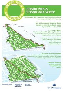 Westminster Fitzrovia Forum Consultation Maps