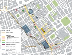 Fitzrovia Area Action Plan Map 1