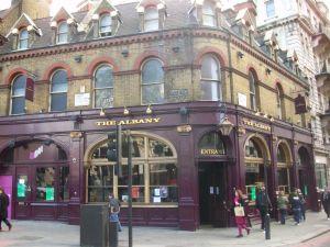 The Albany, 240 Great Portland Street, London W1W 5QU