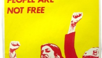 So long as women are not free the people are not free.