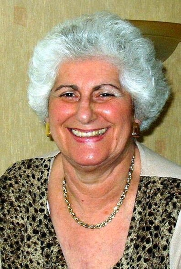 Sally Fiber portrait.