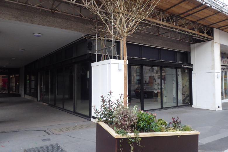 Ground floor of 4-5 Langham Place.