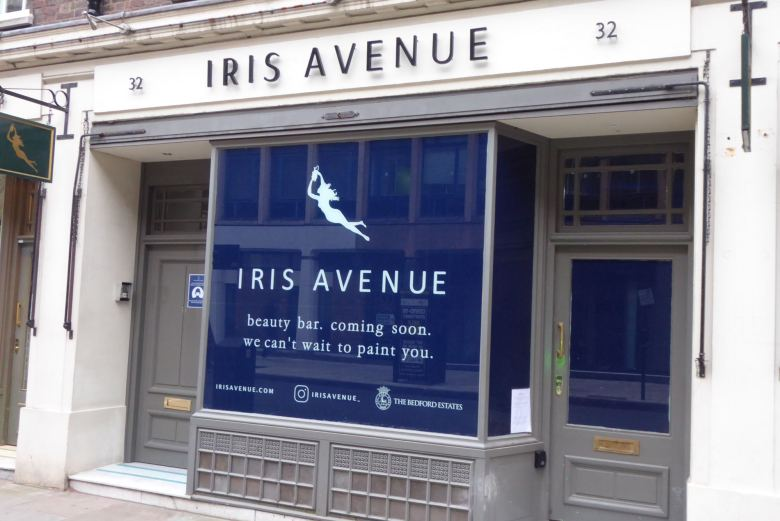 Shopfront at Iris Avenue, 32 Store Street.