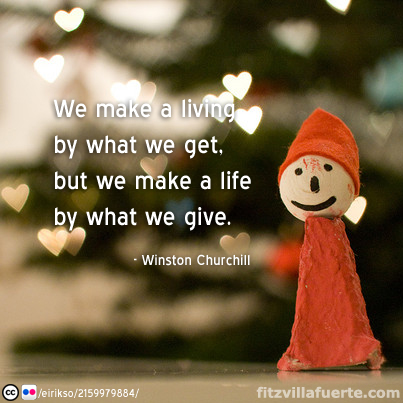 give-on-xmas