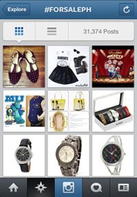 instagram-forsaleph