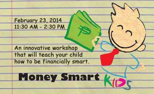 Money Smart Kids Workshop
