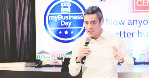 Chairman and Chief Disturber of Businessworks Inc.  Anthony Pangilinan talks about the Do's and Don'ts of Starting a Business.