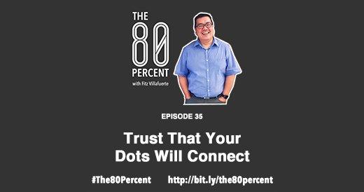 Confie que seus pontos se conectarão (Episódio 35) 8