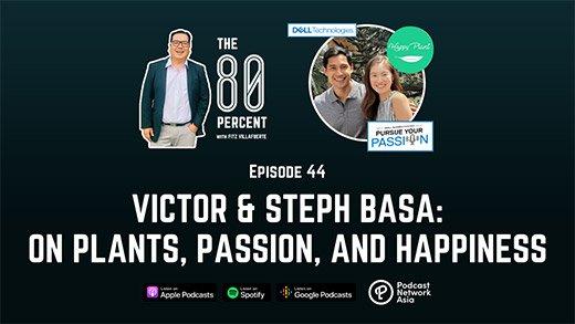 Sobre plantas, paixão e felicidade (episódio 44) 1