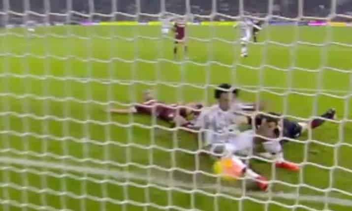 Cuadrado gol nel derby di Torino