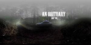 an obituary poster VR - FIVARS 2017