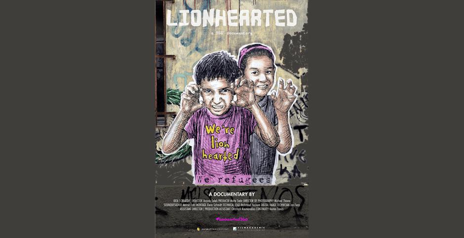 Lionhearted Poster FIVARS 2018
