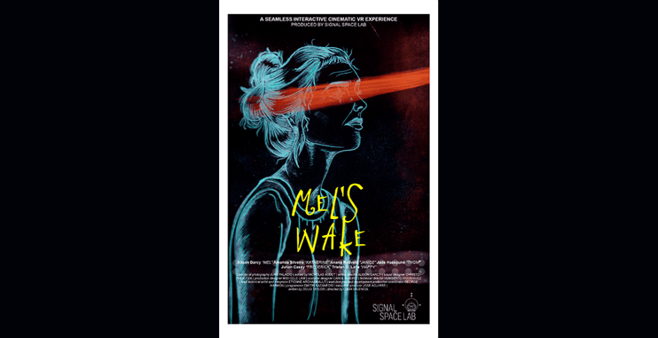 Mel's Wake poster - at toronto International Film Festival