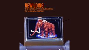 Rewilding Poster at toronto International Film Festival