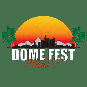 DomeFestWest Logo