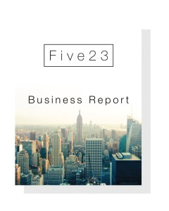 Email Sign Up | Five23