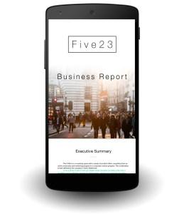 Five23 | Nexus 5 PopUp