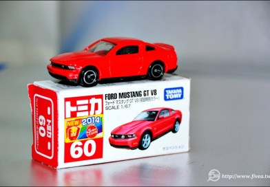 TOMICA ford mustang-60