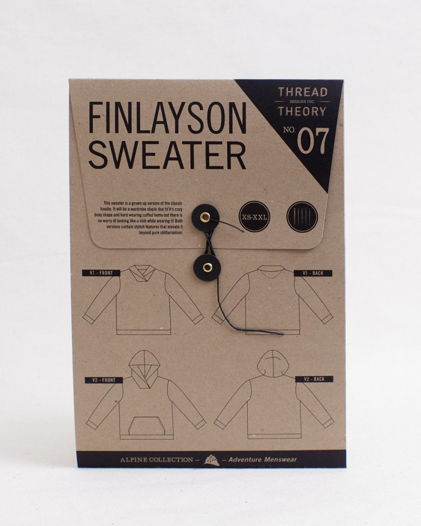 Thread Theory <br>Finlayson Sweater