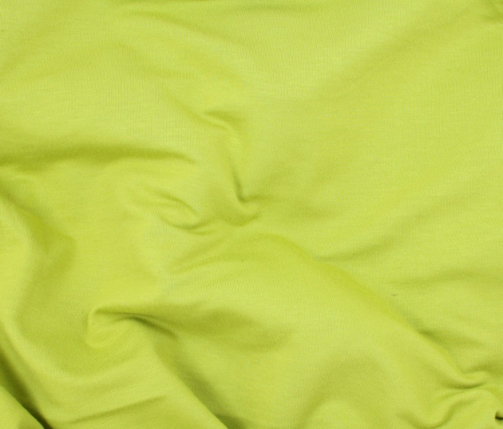 Citrus Bamboo Cotton French Terry