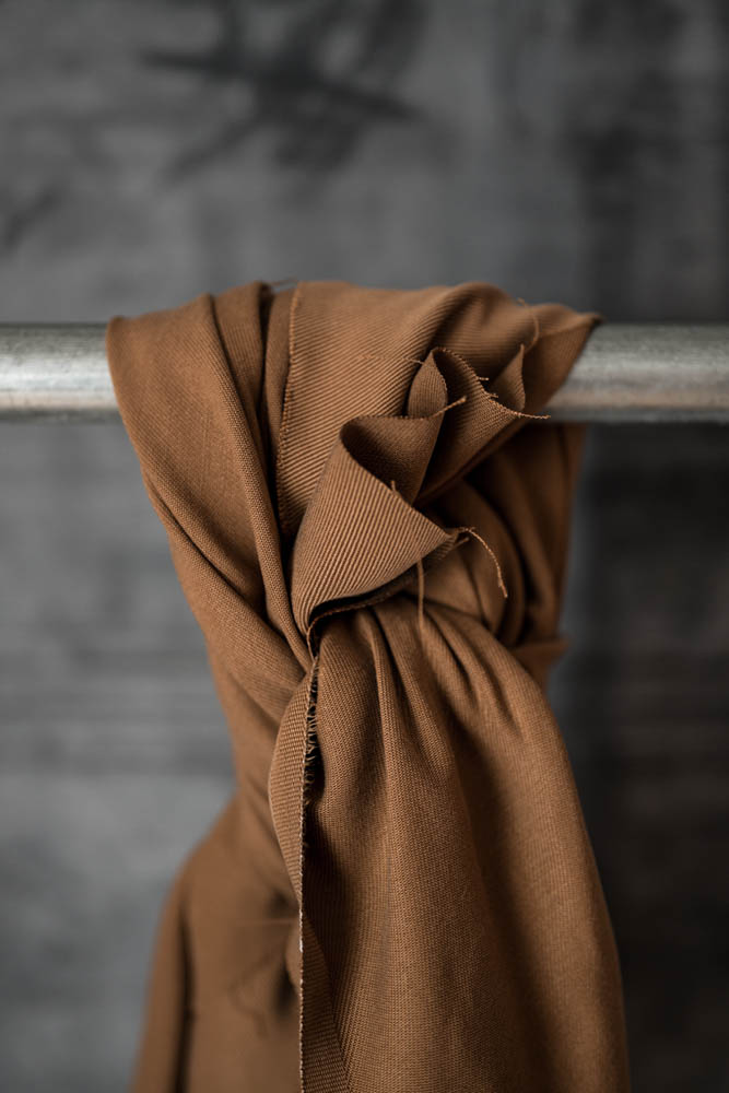 Merchant and Mills <br>Tencel Twill 350gsm Nut
