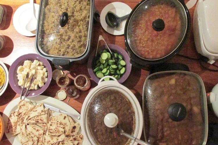 Having people over? My top tips for hosting a group for a meal