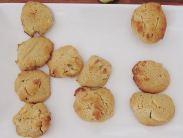 dried apple malt biscuits