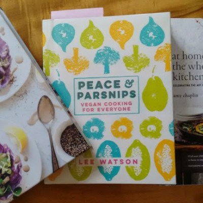 Three great new cookbooks for plant based, whole food cooking