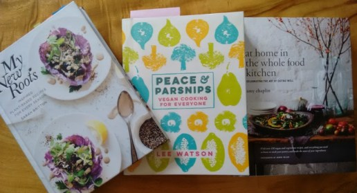 plant based cook books