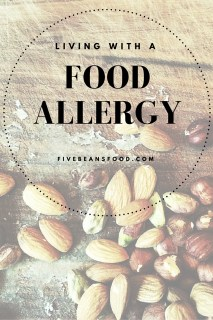 Interesting article about the challenges of living with a food allergy, in this case a peanut allergy