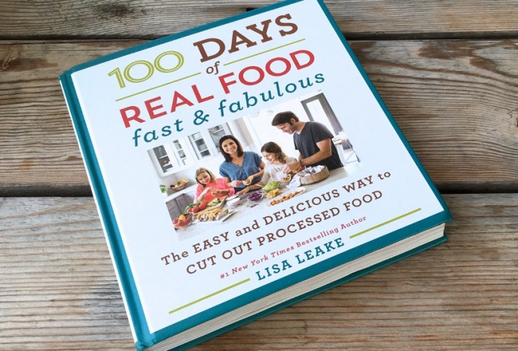 100 Days, Fast and Fabulous – real food for real people