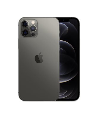 iphone 12 pro graphite hero