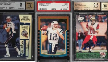 Update Rare Tom Brady Autograph Rookie Card Sold For 400k