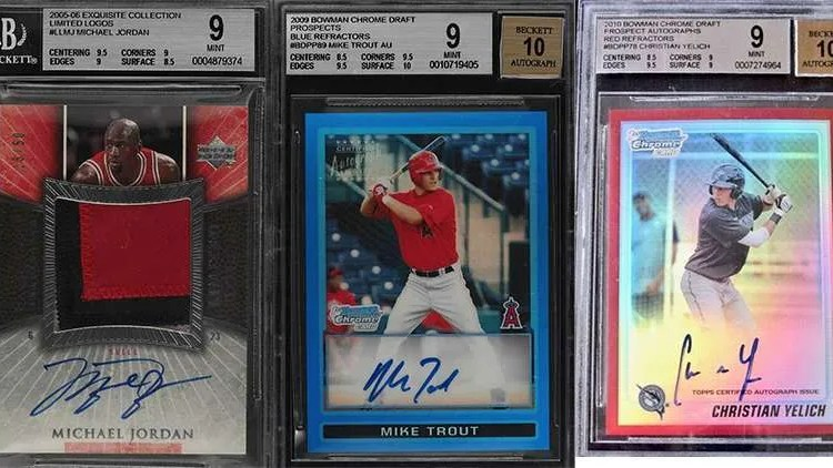 136df604484 Most watched sports cards auctions on eBay