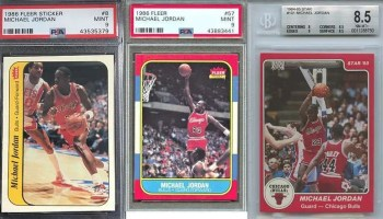 Would You Rather Own A Lebron James Or Michael Jordan Rookie