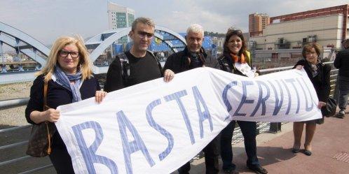 Silvia Giardella e il Comitato Cornigliano per la Città