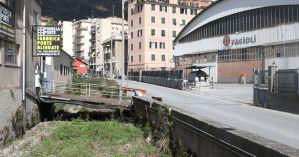 """Rio Fegino, mancano i soldi per concludere la messa in sicurezza idraulica. L'assessore Piciocchi: """"Mai stati a bilancio"""""""