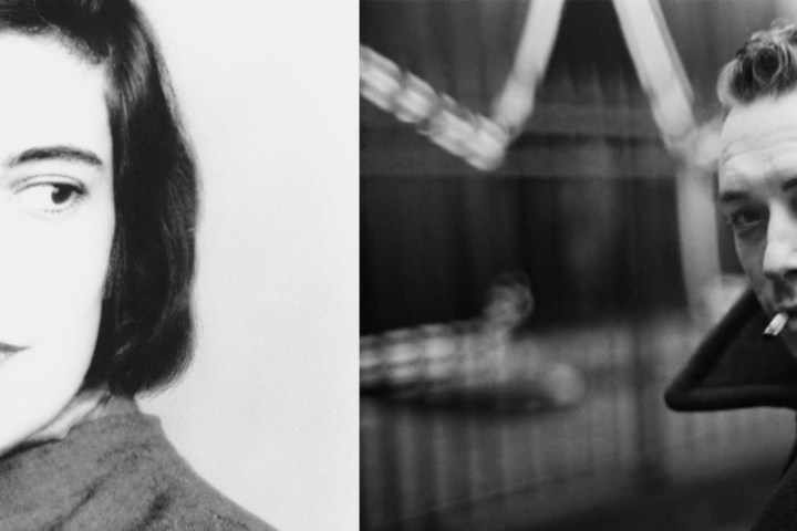 Writer Susan Sontag shown Jan. 11, 1964. (AP Photo)