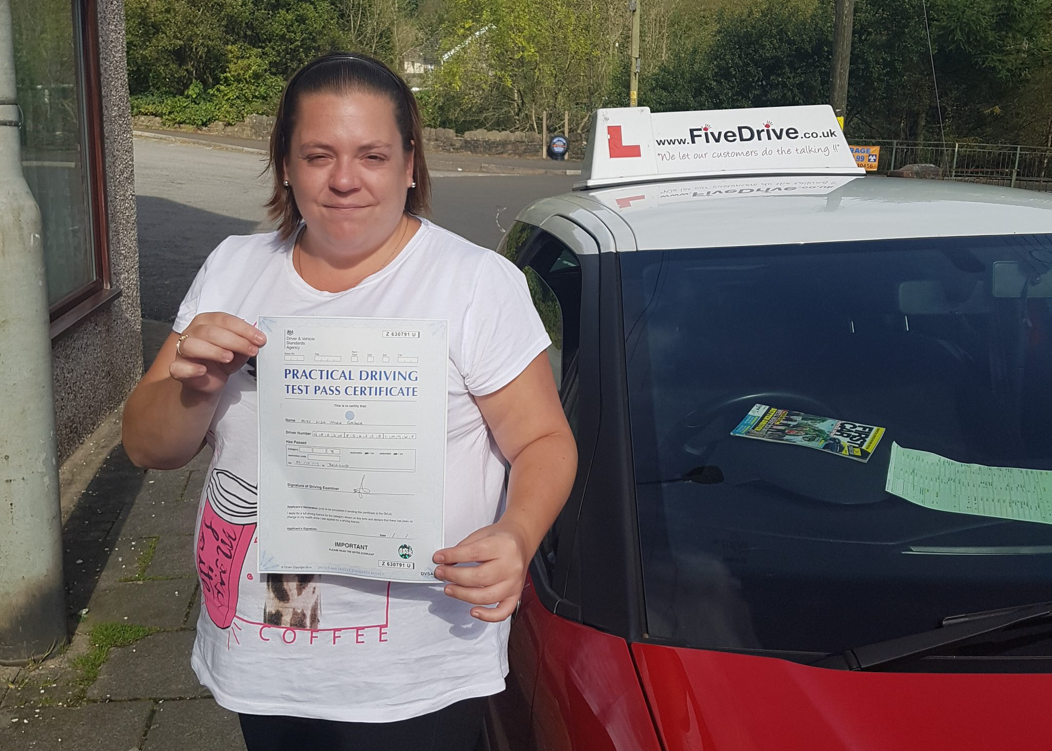 Driving Lessons Bridgend Lisa Gardner