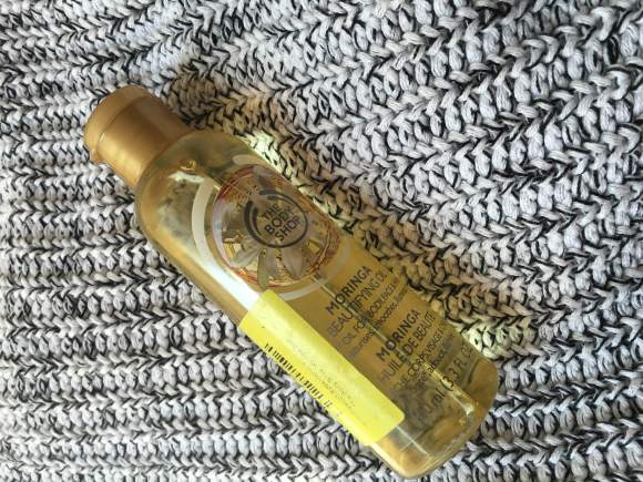 The Body Shop Facial Oil