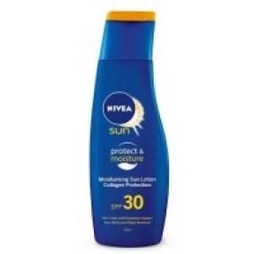 nivea sunscreen