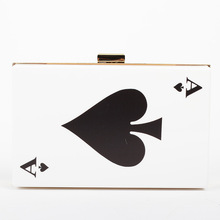 poker clutch women